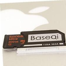 """Adaptador De Microsd De Aluminio baseqi Para Macbook Pro Retina 13"""""""