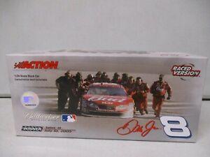 Action 2005 Dale Earnhardt Jr Budweiser / MLB Allstar Game/ Chicago Raced Win Ve