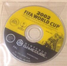 Nintendo GameCube 2002 FIFA WORLD CUP KOREA JAPAN Game Disc PAL Wii Compatible