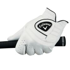 MENS (3) CALLAWAY GOLF TOUR GLOVES RIGHT HAND LARGE L
