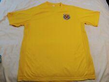 Vintage Villareal FC Spain Soccer Football Jersey Yellow Men's XXL