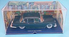 VOITURE TINTIN CAR ATLAS n°11 Limousine gouvernementale  Tintin et les Picaros