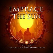 EMBRACE THE SUN - LION MUSIC JAPAN BENEFIT PROJECT (AIRLESS, ASTRA,..) 2 CD NEU