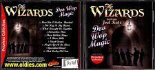 CD 1563 THE WIZARDS  DOO WOP MAGIC