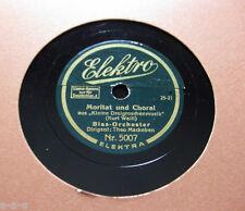 Blas Orch.Mackeben - Tango Ballade u.Kanonensong / Moritat u.Choral (Kurt Weill)