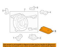 GM OEM Airbag Air Bag-RCM SDM ACM Restraint Control Module 25872515