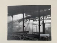 J-C GAUTRAND,'THE ASSASSINATION OF BALTARD,1971' AUTHENTIC 1994 ART PHOTO PRINT