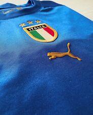 Italy 2004-06 Home Soccer Jersey Shirt Maglia Camiseta Size L Puma