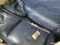 Rafael Palmeiro autographed 500 HR Rawlings Big Stick Baseball Bat JSA CERT