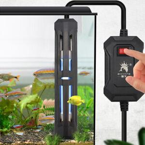 Fish Tank UV Sterilization Lamp Aquarium Ultraviolet Submersible Algae Remov