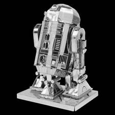 Metal Earth Star Wars R2-D2 DIY laser cut 3D steel model kit