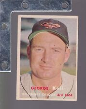 1957 Topps VG+/VG-EX/EX Nice Cards Cheap! Pick From List Complete Your Set!
