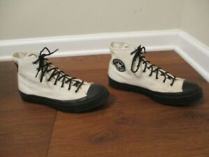 Used Men's Sz 7 Fit Like 7.5 - 8 Converse Chuck Taylor All Star Hi 70's Shoes