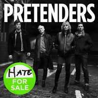 """Pretenders - Hate For Sale (NEW 12"""" VINYL LP) PREORDER 17/07/20"""