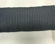 "Pottery Barn Sunbrella Claremont Stripe Pillow 12""x 24"" Denim"