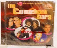 The Comeback Stars + CD + 16 kultige Hits und Medley für die nächste DISCO Party