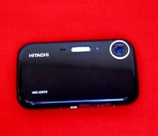 "Hitachi HDC-109 10.0,MP, 3""LCD touchscreen,smile shutter, Digital Camera - Black"