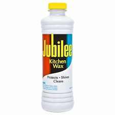 Jubilee Kitchen Cleaning Wax - For Appliances, Surfaces & Bathroom