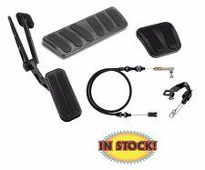 69-72 Nova Midnight Black Pedal Kit for Automatic Trans Cars - XBAG-6142