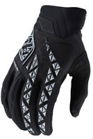 TROY LEE DESIGNS TLD MENS BLACK SE PRO MTB CYCLING GLOVES size MEDIUM