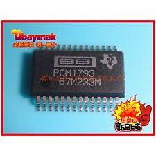 2PCS x PCM1793DBR PCM1793 SSOP 28 Audio décodage IC Ti