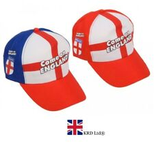 COME ON ENGLAND BASEBALL CAP Football World Cup 2018 GB Olympics Souvenir NEW UK