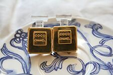 Authentic Vintage Coco Chanel Earrings