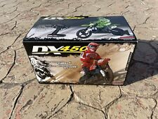 DuraTrax Dx450 1/5 Brushless Rtr Motorcycle w/2.4Ghz Transmitter