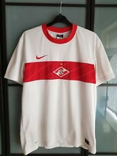 More details for spartak moscow 2009 large adult away football shirt. please read description.