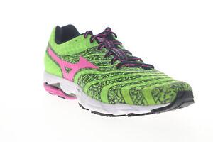 Mizuno Wave Sayonara 2 PYVR491B27 Womens Green Mesh Athletic Running Shoes 8