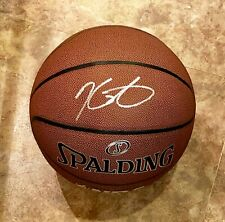 KEVIN DURANT  GOLDEN STATE WARRIORS Hand SIGNED AUTOGRAPHED BASKETBALL w/COA
