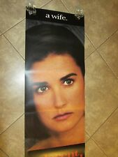 Indecent Proposal movie posters (set of 4)  Demie Moore, Woody Harrelson