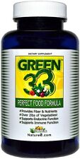 GREEN 33 Multi Greens Vegetable Supplement - Grains -  Herbs - 90 Capsules New!