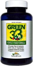 GREEN 33 Multi Greens Vegetable Supplement - Grains -  Herbs - 45 Capsules New!