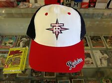 Tacoma Rainiers BEAUTIFUL RED White BLUE Baseball Cap Hat - GREAT for SIGNATURES