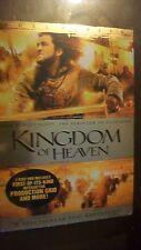 Kingdom of Heaven (DVD, 2005, Full Frame; Lenticular)