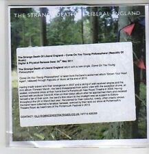 (CO427) The Strange Death Of Liberal England, Come On You Young Philosoph- DJ CD