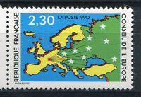FRANCE 1990, timbre de SERVICE n° 104, CONSEIL d' EUROPE, neuf**
