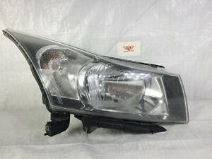 2011-2014 Chevrolet Cruze Headlight Right Passenger Side OEM RH