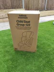 Car seat 123 brand new in box un opened.