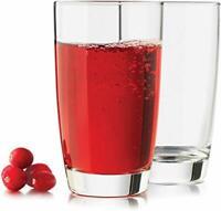 Libbey 8oz Heavy Base Classic Juice Glass (Set of 4)