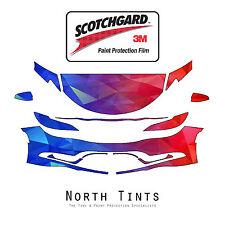Chrysler 200 2015-2016 PreCut 3M Scotchgard Paint Protection Clear Bra Kit
