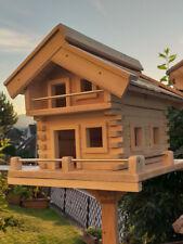 Vogelhaus  Vogelvilla MUMBA mit Ständer