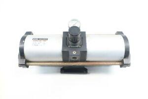 Smc NVBA4100-T04 Booster Regulator 15-150psi