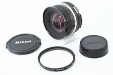 """Excellent+"" Nikon Ai-s Nikkor 20mm f/2.8 Wide Angle MF Lens From Japan"