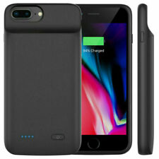 5000mA For iPhone 6/7/8Plus Exter Battery Charger Case Power Bank Charging Cover