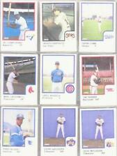 1986 Pro Cards OMAHA ROYALS Team Set - David CONE, Kevin SEITZER - #DCL