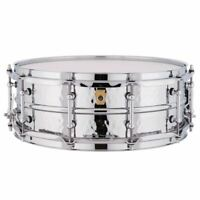 "Ludwig LM400KT Supraphonic Hammered Aluminum Snare Drum, 5"" x 14"""