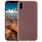 0.3mm Ultra Thin Slim Matte Hard Back Case Cover Skin For Apple iPhone X NEW