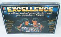 EXCELLENCE Jeu MB COMPLET Jeux de société vintage 1984 Question/Réponses